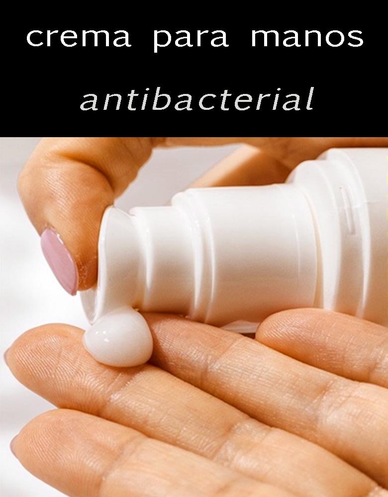 crema para manos antibacterial Labvictoria